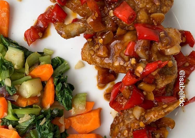 Resep Masakan Gurih Ayam Saus Mentega Gluten Free