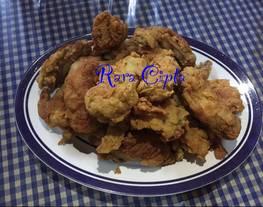 Ayam Crispy Cubit - Cubit (Tepung Bumbu Kobe)