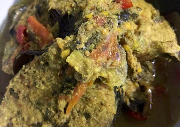 Ikan Tuna Masak Woku