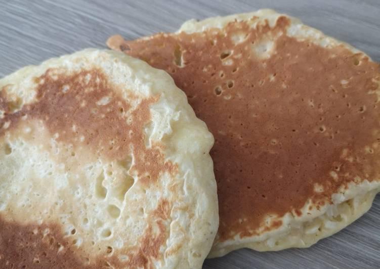 Pancakes noix de coco 🥥