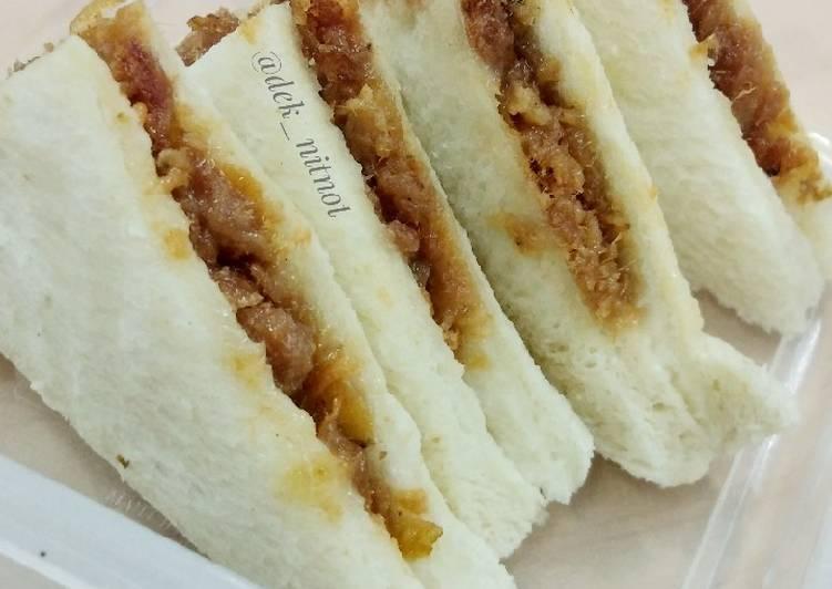 Sandwich Abon