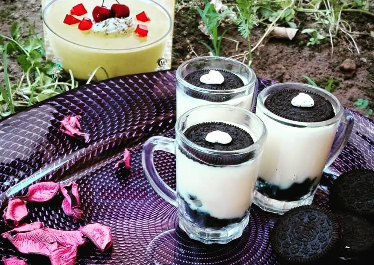 Recipe: Delicious Vanilla Custard Cream
