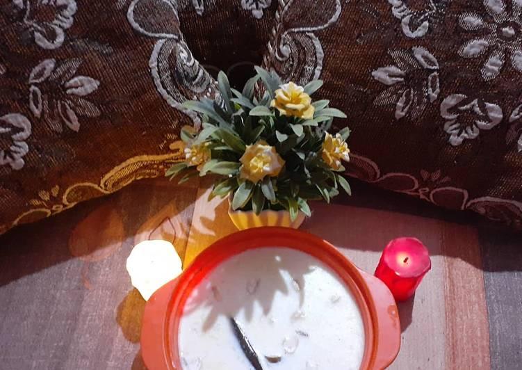Rice kheer(chawal ki kheer)