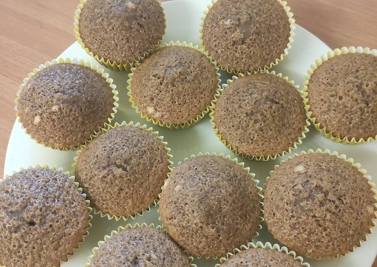 Recipe of Perfect Coffee Cupcake