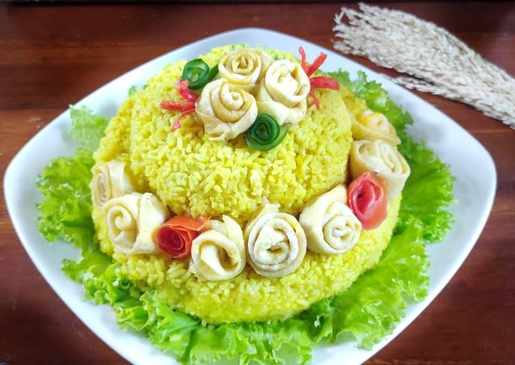 Resep Tart Nasi Kuning Oleh Alinett Cooknfood Cookpad