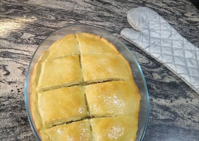 Recipe: Appetizing Sweet potato pie