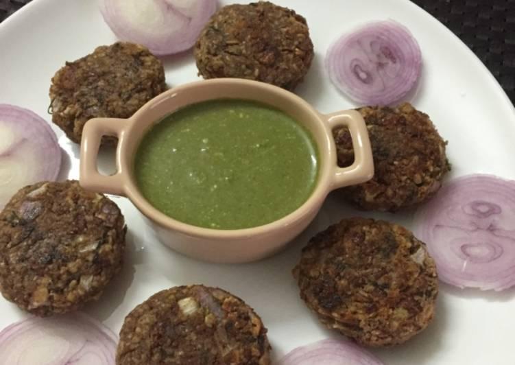 Rajma Oats kabab