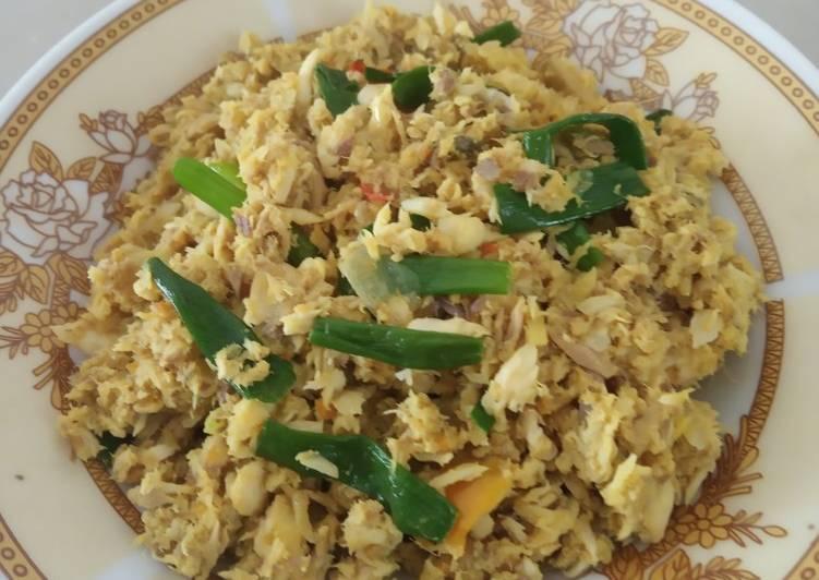 Pampis Tongkol - cookandrecipe.com