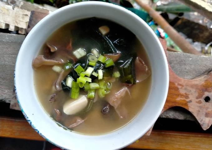 Sup Rumput Laut