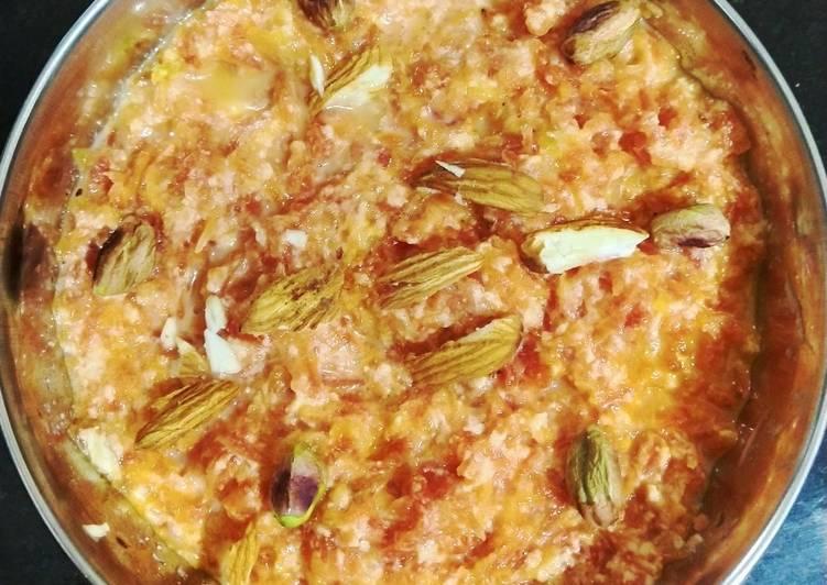 The Best Dinner Ideas Ultimate Gajar ki kheer