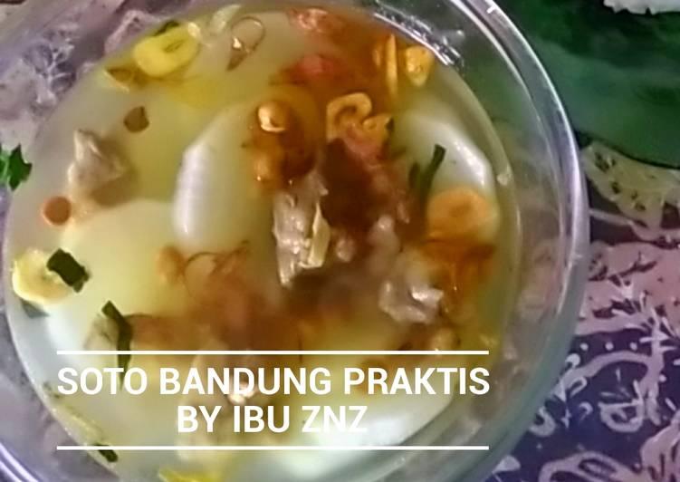 Soto Bandung Praktis