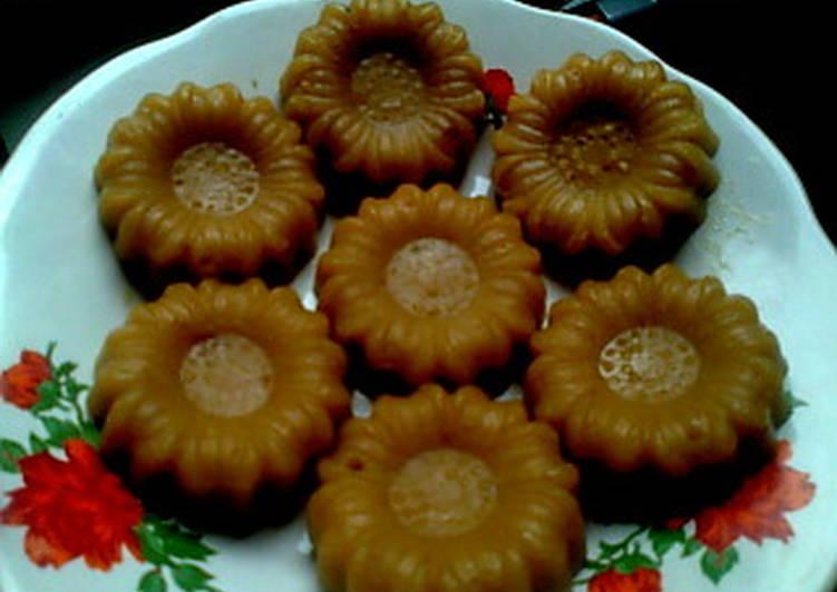 Kue Apem Gula Merah Menul No Pengembang - ganmen-kokoku.com
