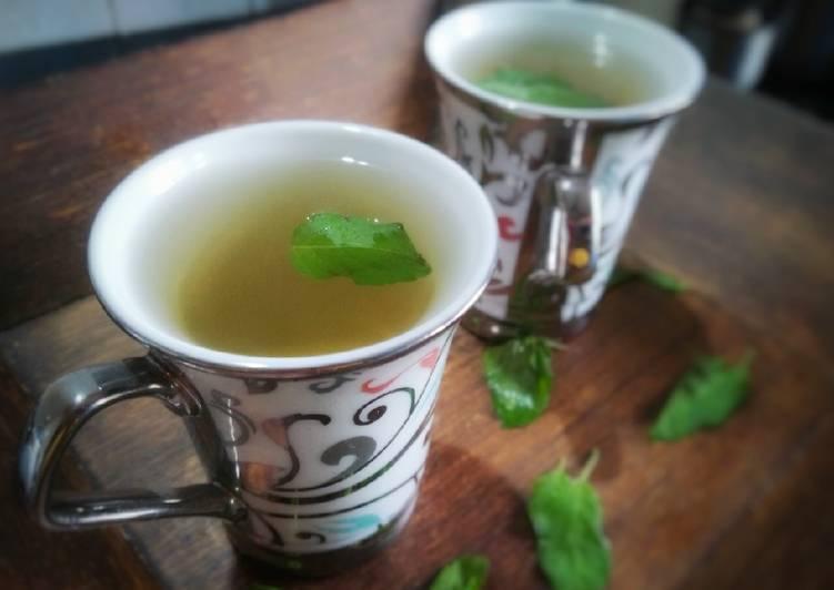 Basil chai/tea