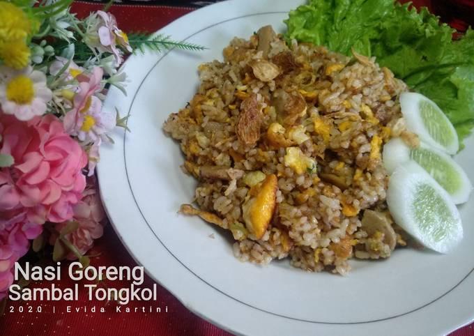 Nasi Goreng Sambal Tongkol