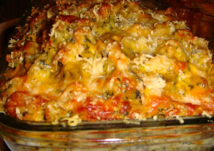 Recipe: Delicious Chicken Florentine Pasta