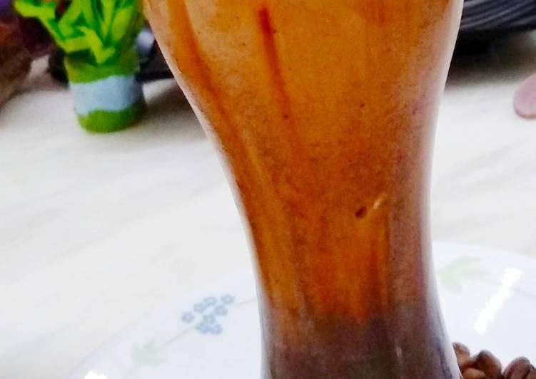 Choco coffee Shake