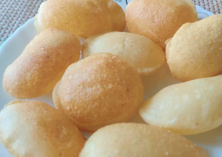 Easiest Way to Make Homemade Golgappa / Pani Puri / puchka