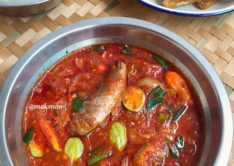 Resep Ikan sarden kaleng oleh melania tjung - Cookpad