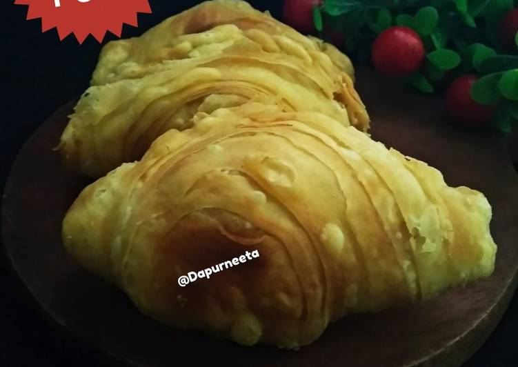 Spicy Curry Puff