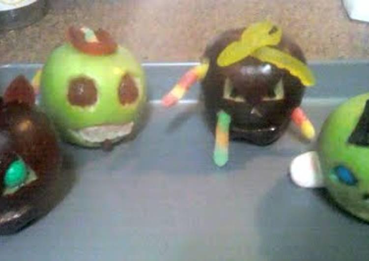 Recipe of Perfect Murderous Apples .