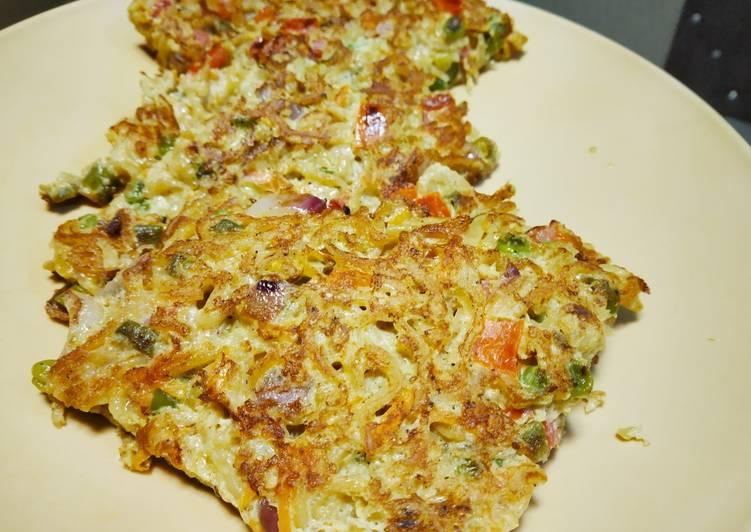 Maggi Omelete