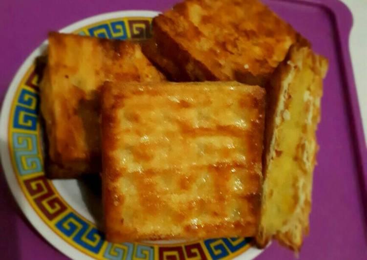 Resep Kue Gabin Isi Tape Oleh Yeyen Maryani Cookpad