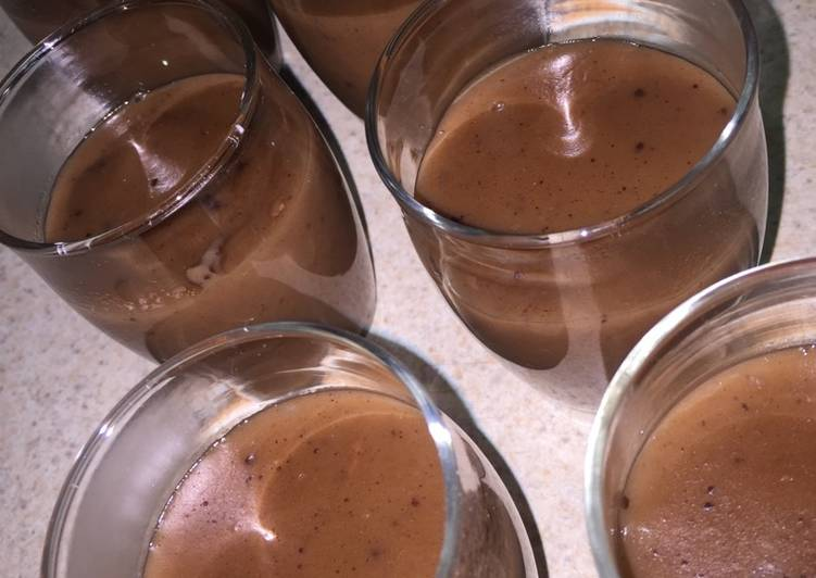 Dairy And Sugar Free Chocolate Pudding