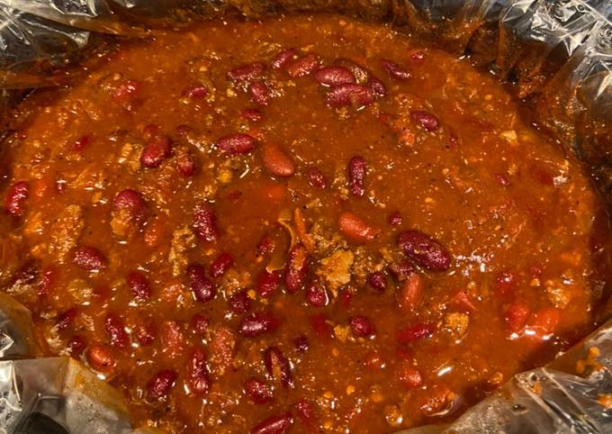How to Prepare Ultimate Damn best chili from scratch