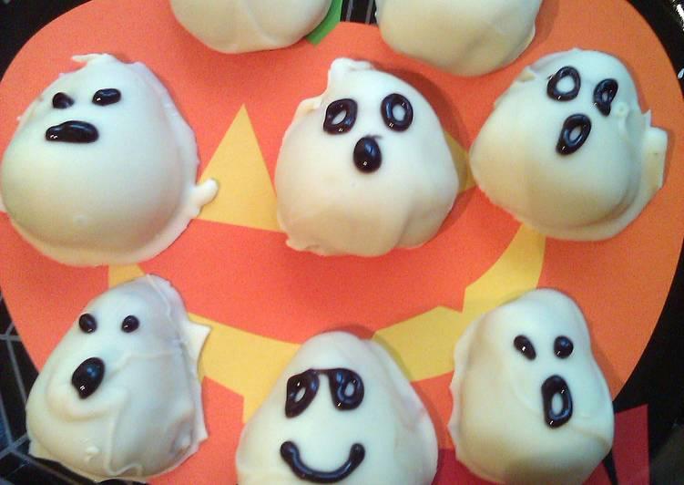 Recipe: Delicious Vickys Halloween Snack Ideas