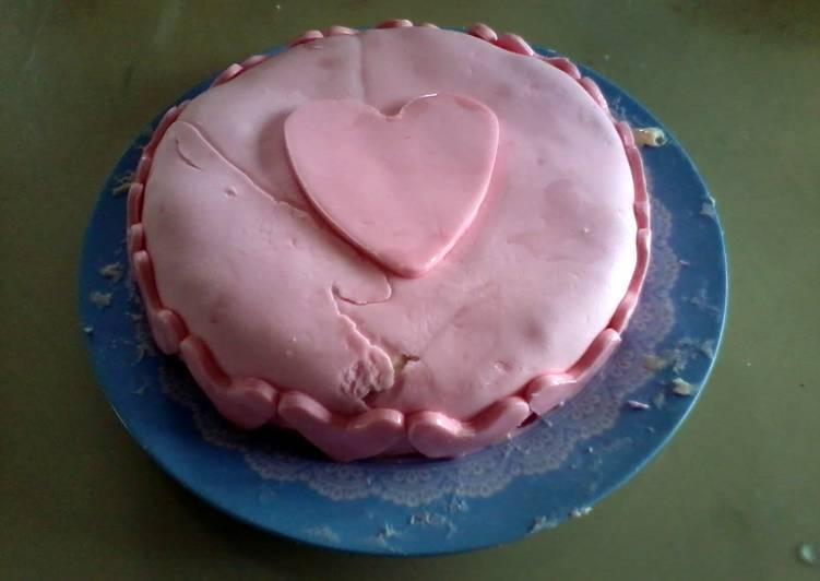 Michael C's Victoria Sponge Cake