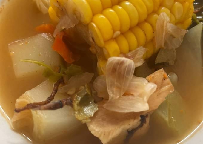 ide menu makan siang sayur asem bumbu racik rasa asik 😀 - resepenakbgt.com