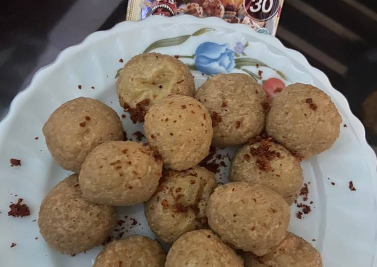 Tahu bulat mini - cookandrecipe.com