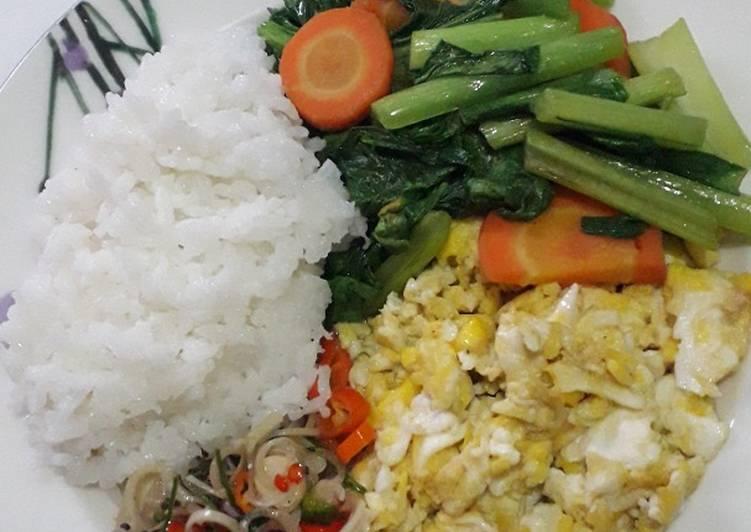 Resep Menu Diet Untuk Sarapan Pagi Oleh Sausan Aliya Cookpad