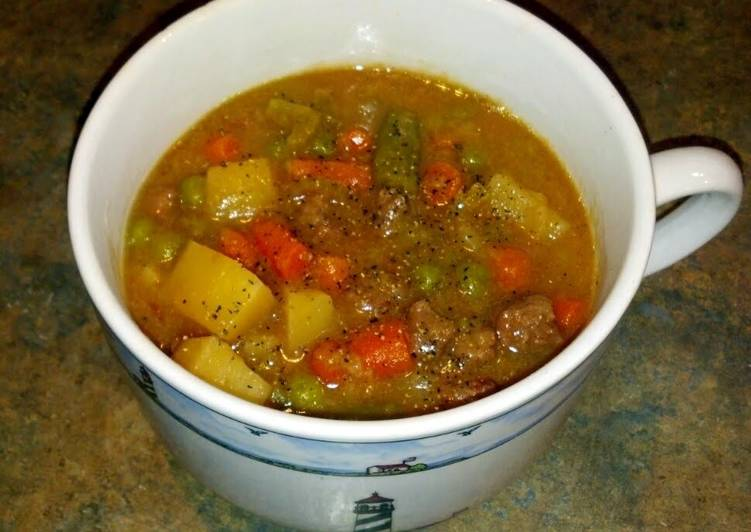 Jeanette's Beef Stew