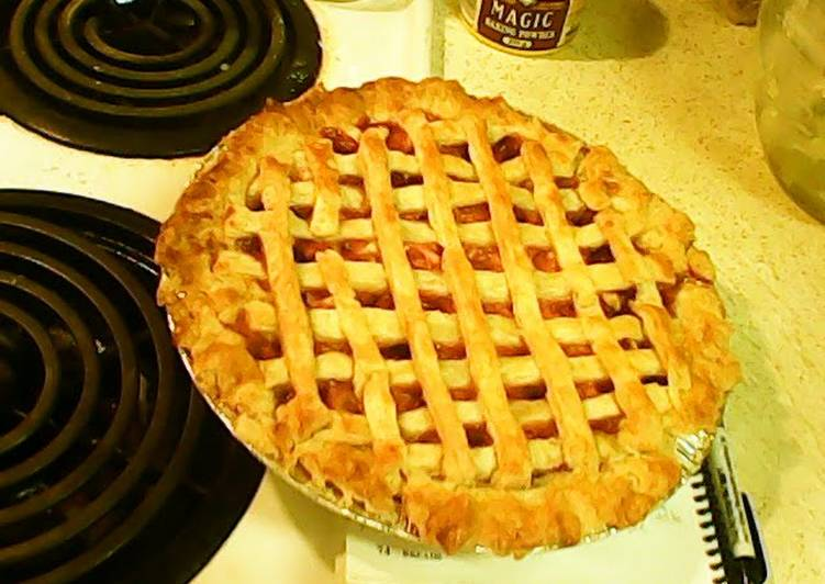 Sensual Strawberry Pie <3