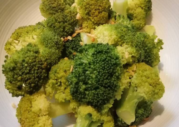 Easiest Way to Make Speedy Steam Brocolli