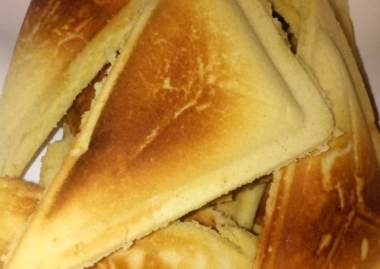 Recipe of Super Quick Homemade Toaster cake