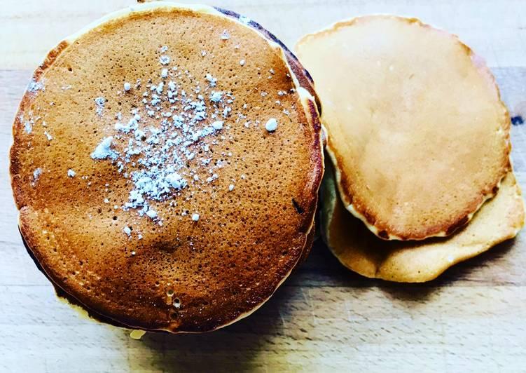 Recette Appétissante Pancakes à l'américaine