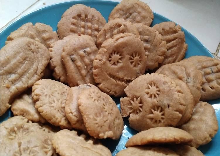 Cookies simpel no mixer no oven