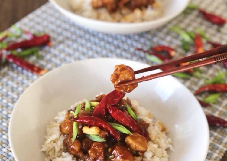 Recipe: Yummy General Tso's Chicken