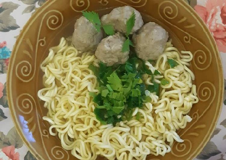 Bakso Daging Homemade