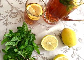 How to Prepare Appetizing Iced Tea