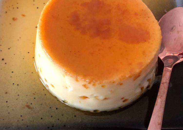 Easiest Way to Prepare Favorite Leche Flan - Creme Caramel - Purin