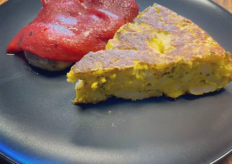 Vegane Tortilla