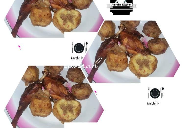 How to Prepare Ultimate Potato balls