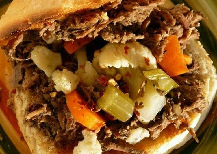 Recipe of Perfect Spicy Chicago Italian Beef
