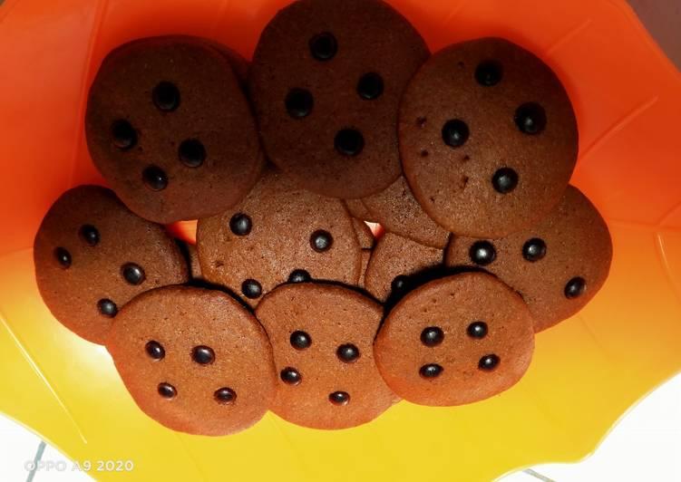 Cookies coklat mudah