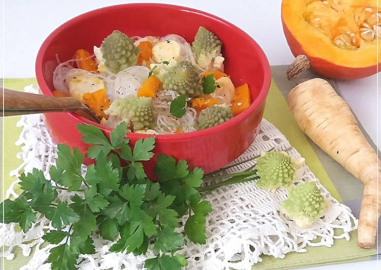 Recette De Bowl végétarien