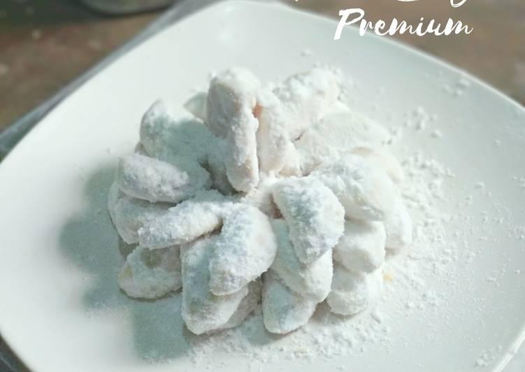 Putri Salju kacang Mede