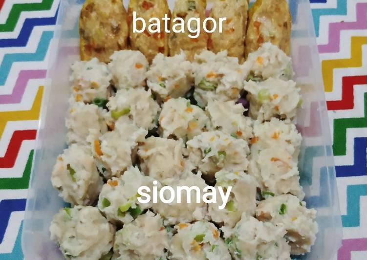 Siomay Batagor Ayam